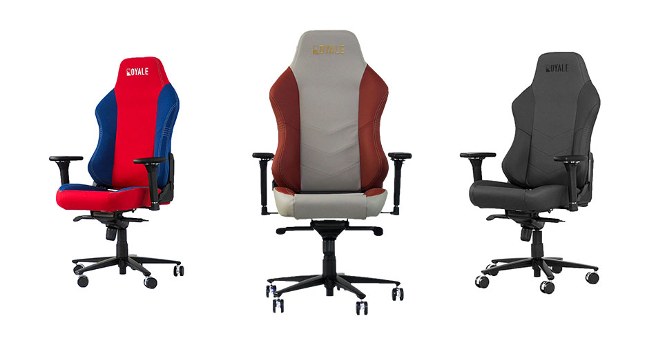 royale gaming chairs