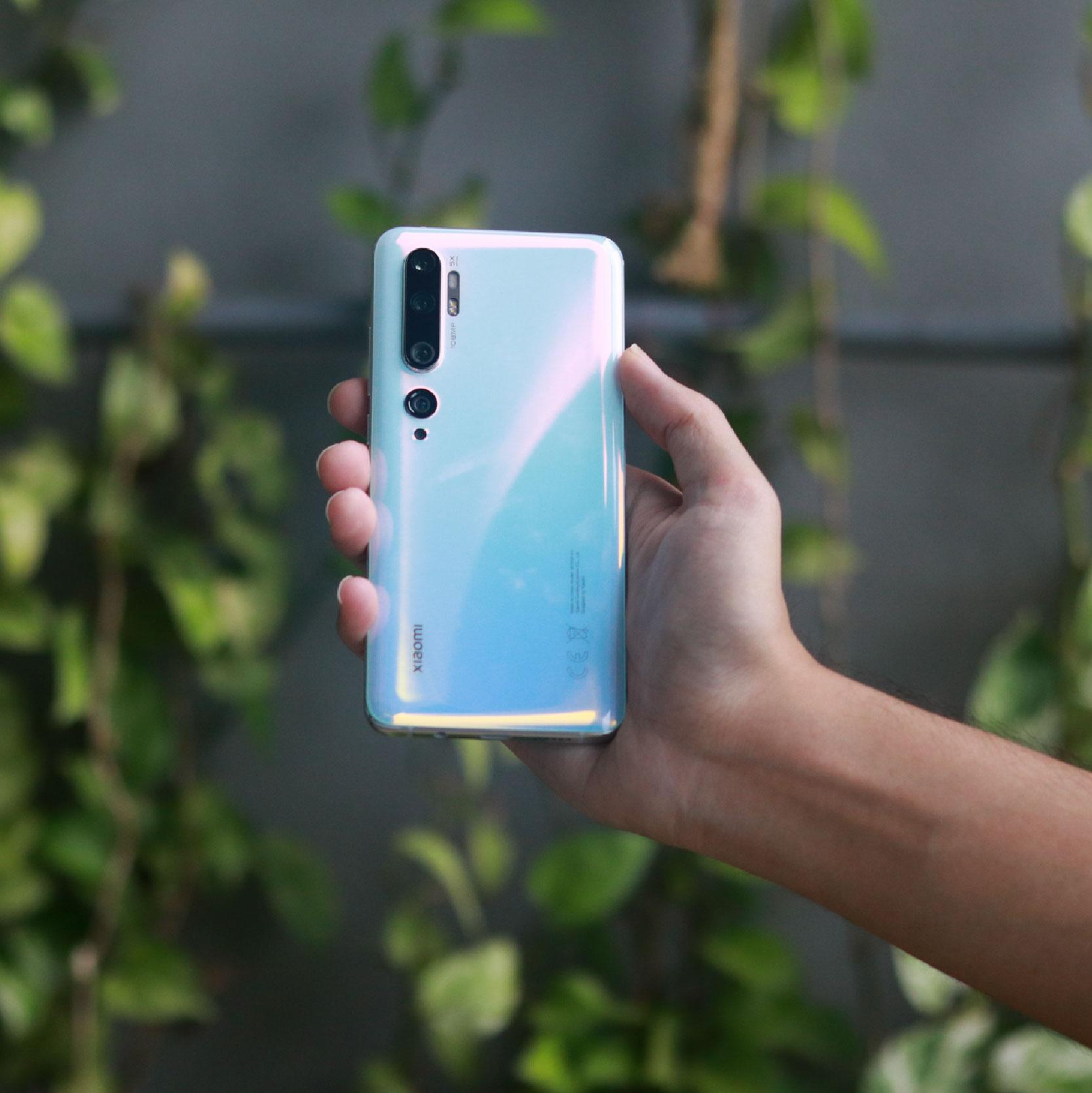 Xiaomi Note 10 - 2