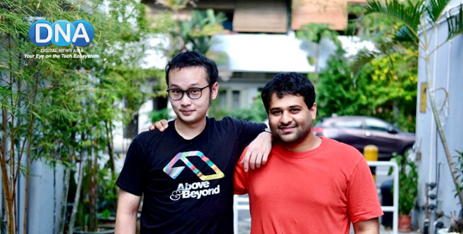 Vishvesh and Dylan co-founders of Split, Malaysia's leading Buy Now Pay Later provider