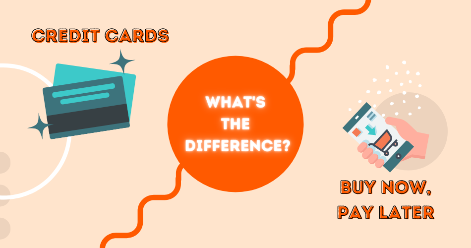 Is bnpl the same as credit cards